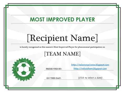 fathonan kumpulan template desain sertifikat format ms word