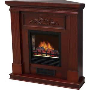 quality craft electric fireplace walmart