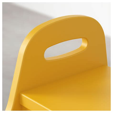 Yellow Stool In Toddlers by Trogen Children S Step Stool Yellow 40x38x33 Cm