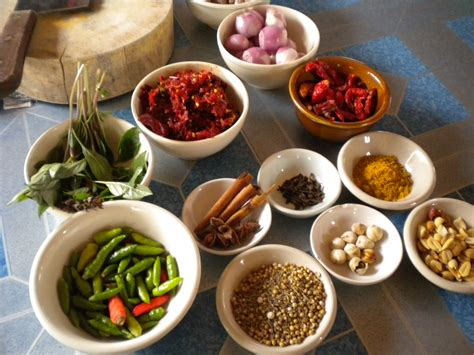 ingredient cuisine cooking class 11 curry paste ingredients temporarily lost