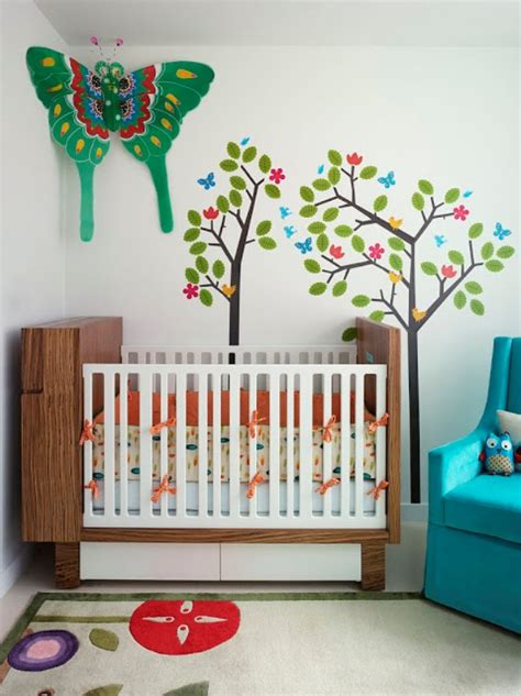 colorful nursery 30 light and colorful baby nurseries ideas kidsomania