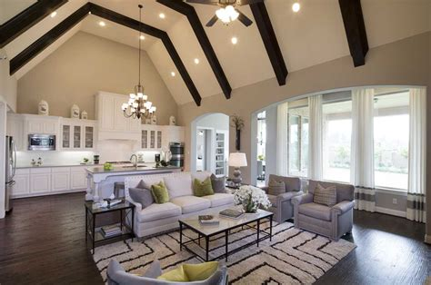 model home interior design houston highland homes texas homebuilder serving dfw houston