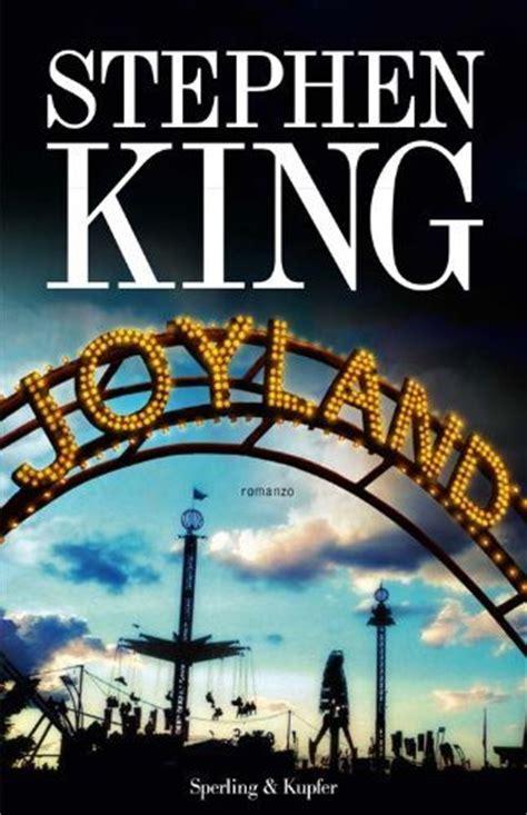 libro joyland joyland stephen king recensioni di qlibri