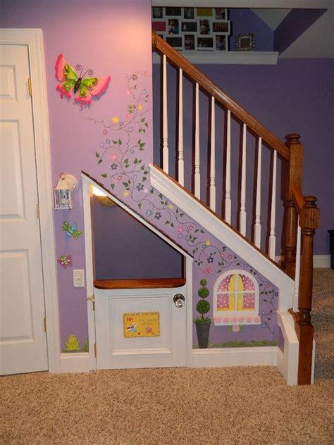 cool indoor playhouse ideas  kids
