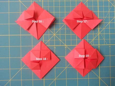 3d origami hearts 3d origami tutorial