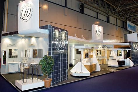 home design show nec bespoke exhibition stand for miller apex event
