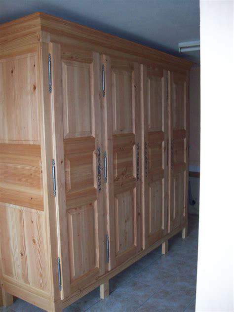 meuble en bois de charpente