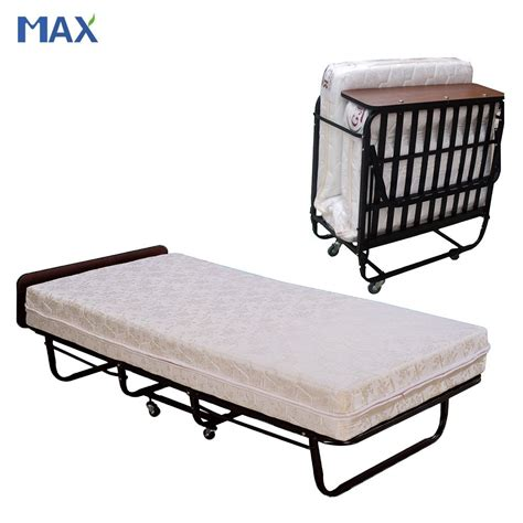 bed cot folding cots with mattress h 003 hotel folding bed cot with mattress