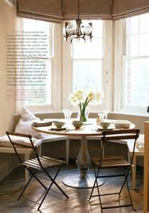 Bay Window Seat Kitchen Table Kitchen Banquette Seating