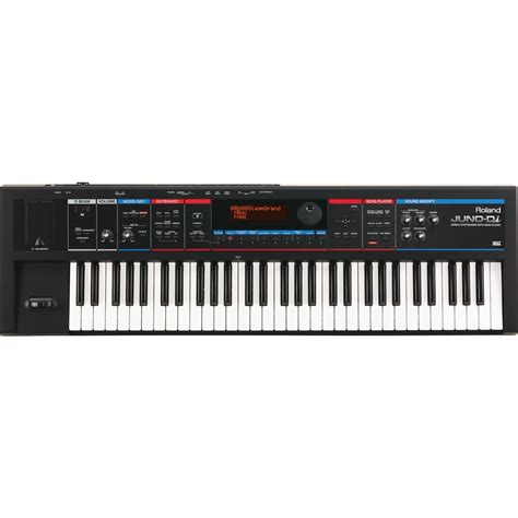 Keyboard Roland Juno Di roland juno di synthesizer keyboard music123