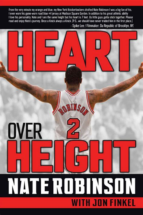 above height a five a side books nate robinson height hoopshype