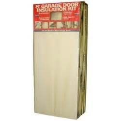 52 Insulfoam Garage Door Insulation Kit 8 Ft Garage Door Home Depot Garage Door Insulation