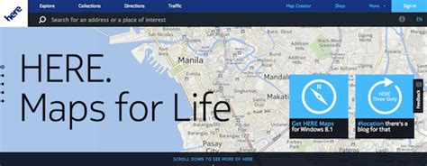 here maps for life nokia invests in promising companies that focus on
