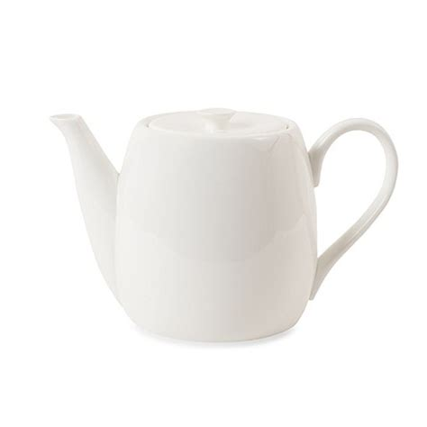 teapot bed bath and beyond nevaeh white 174 by fitz and floyd 174 teapot bed bath beyond