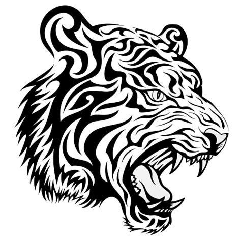 Tattoo Tribal Tiger Designs | tribal tiger tattoos high quality photos and flash