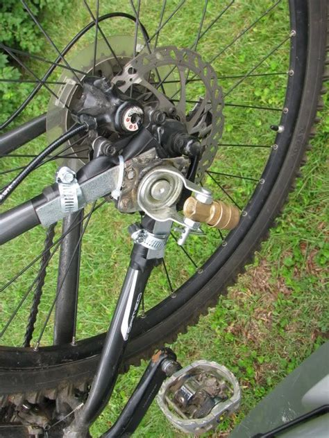 bike trailer hitch diy diy bike to trailer connection detail bicycle trailers bicycling bike stuff and