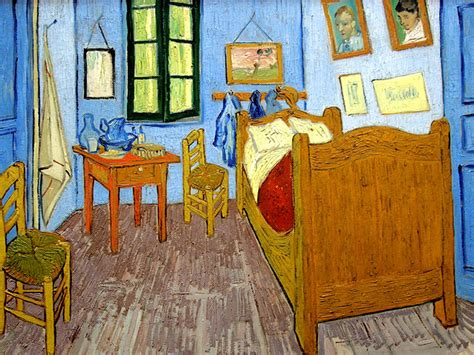 vincent van gogh the bedroom vincent van gogh airbnb lets you sleep inside the painting