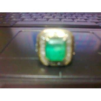 Jual Batu Cincin jual batu cincin zamrud colombia asli oleh gallery mustika