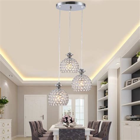 fixtures exles room ornament modern crystal pendant light fixtures restaurant kitchen