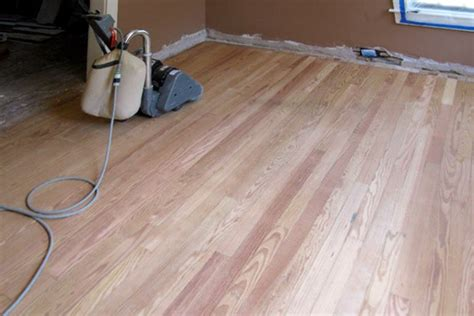 Sanding And Refinishing Hardwood Floors Refinish Hardwood Floors Yourself Restoring Wood Floors Houselogic