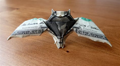 Money Origami Owl - dollar origami owl v4 by craigfoldsfives on deviantart