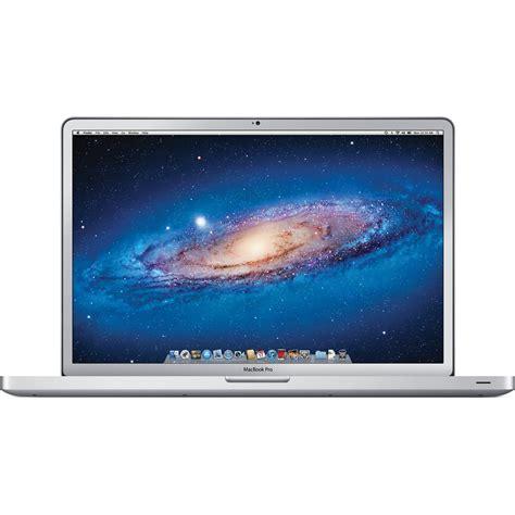 Laptop Apple 17 apple 17 quot macbook pro notebook computer z0ng 0002 b h photo