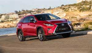 2017 lexus rx 200t f sport launched in australia does 0