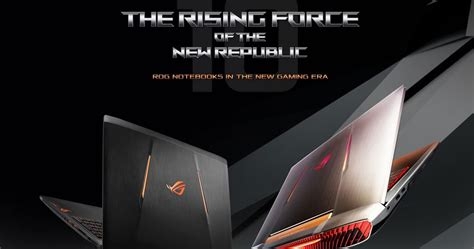 Asus Rog Laptop Price In Ph asus rog ph announces price specs of gaming laptops with nvidia gtx 10 series graphics geeky