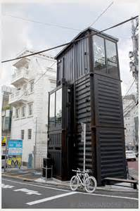 Home Design Stores Tokyo by 5 Vertical Shipping Container Home Designs Container Living