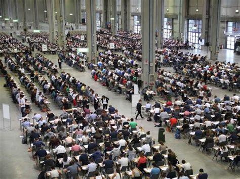 universita san raffaele test ingresso aspiranti medici i forzati test corriere it