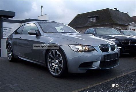 Bmw M3 Leather Iphone All Hp 2008 bmw m3 4 0i v8 coupe leather navi xenon 19 car photo and specs