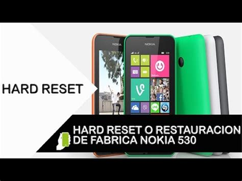 resetting a nokia lumia 530 full download nokia lumia 530 hard reset