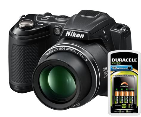 Duracell Giveaway - duracell review nikon coolpix camera giveaway family fever