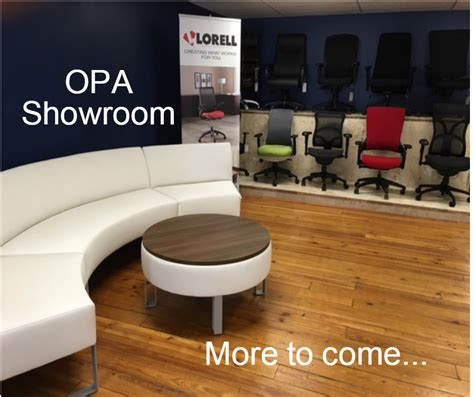 office products alliance furniture showroom office