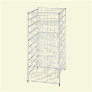 drawer kit system w 5 wire baskets storage organizer