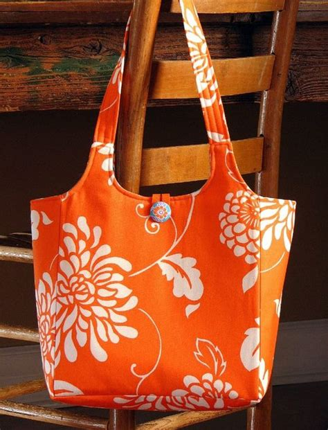 tote bag pdf pattern free ava rose tote pdf sewing pattern sewing patterns bags