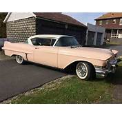 1957 Cadillac Coupe DeVille For Sale On ClassicCarscom