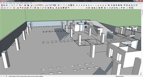 sketchup layout dwg import importing autocad 3d model face issues sketchup