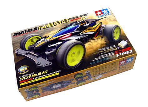 Tamiya Mini 4wd Avante Mk Iii Nero 18627 tamiya model mini 4wd racing car 1 32 avante mk iii nero