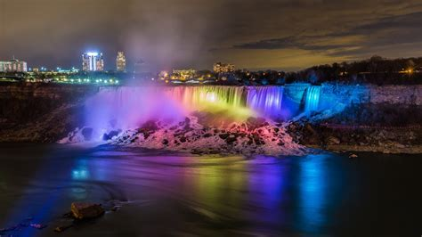 festival of lights in niagara falls ny niagara falls festival of lights nature landscapes in