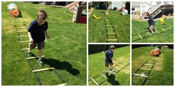 home obstacle course backyard play ideas stress free summer play outdoors
