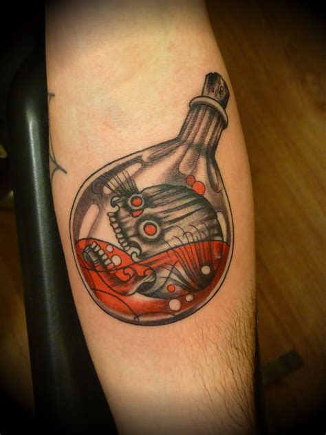 poison bottle tattoo bottle images designs
