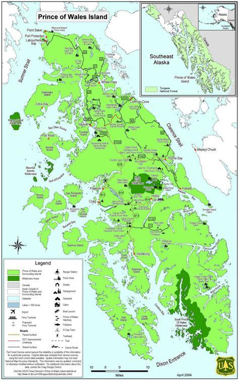 prince  wales island realty llc pow map