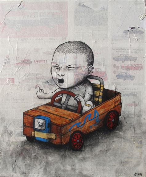 Graffiti 05 Uk Series husky brown dran collective series from the
