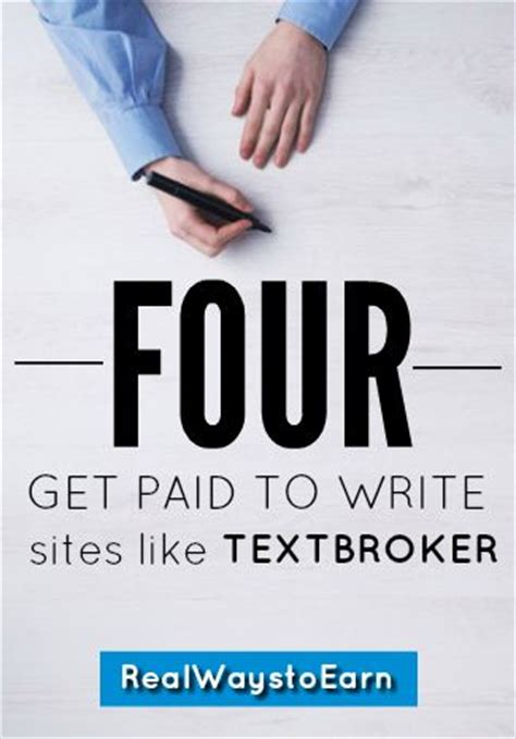 Writing Similar To Textbroker Personal by Four Writing Like Textbroker For Fast