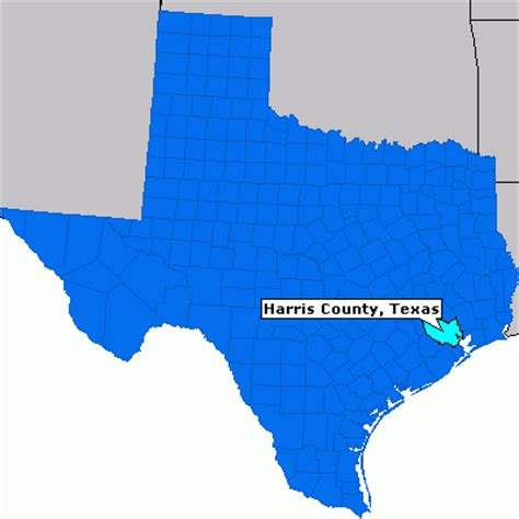 harris county map texas harris county texas county information epodunk