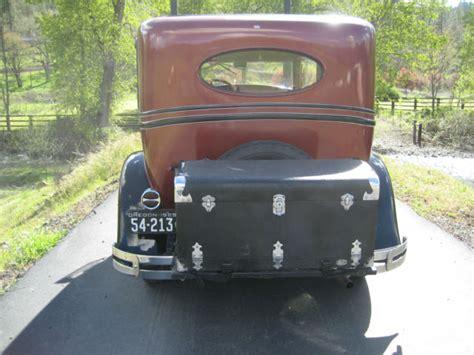 oakland pontiac 1929 oakland pontiac 4 door sedan for sale pontiac