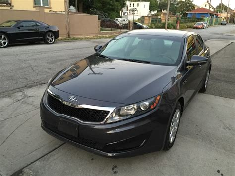 Cheap Kia Optima For Sale Used 2011 Kia Optima Lx Sedan 7 690 00