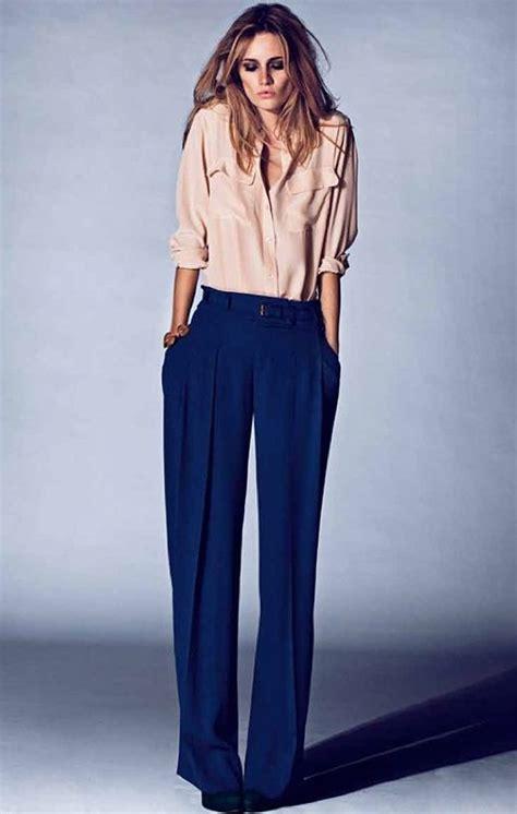 Simple Stylish Wardrobe by Pantaloni Palazzo E Culottes Trend 2015