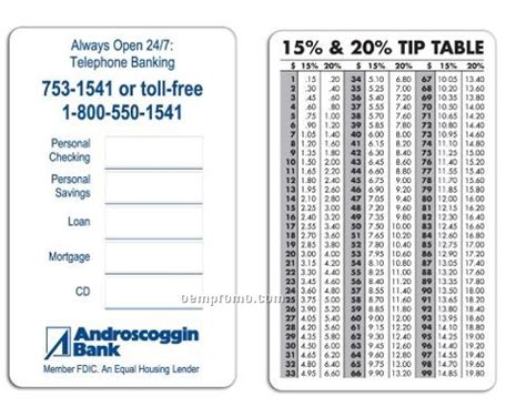 Tip The Table by Tip Table Card 2 1 8 Quot X3 3 8 Quot 1 Color Front Back